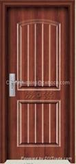 鋼木室內門 SWID-1601