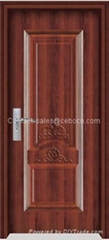 鋼木室內門 SWID-1602