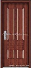 鋼木室內門 SWID-1604