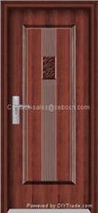 鋼木室內門 SWID-1605