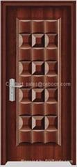 鋼木室內門 SWID-1607