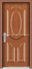 鋼木室內門 SWID-1609