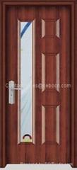 鋼木室內門 SWID-1610