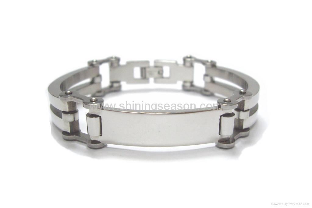 不锈钢手链