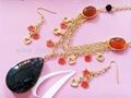 半宝石/天然石套链