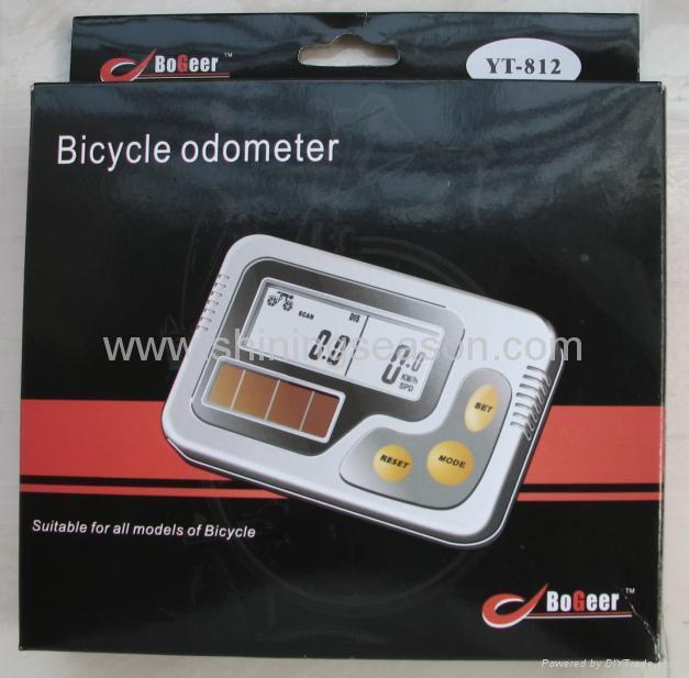 太阳能自行车里程计,电动自行车里程表