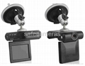 Hot sale !!! HD TV 720P Motion Detect Car DVR(With HDMI)