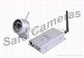 2.4G wireless cctv camera system