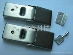 不鏽鋼光纜交接箱鎖搭扣鎖