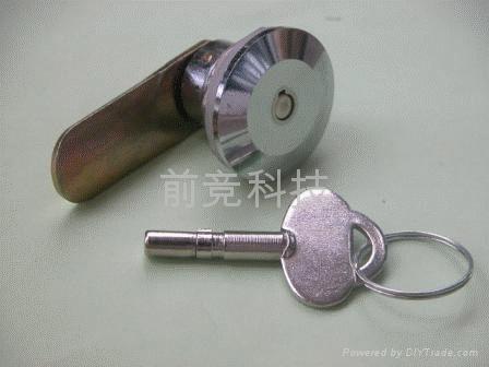 QJ41-7防盜轉舌鎖水業鎖 1