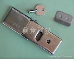 QJ45-1三角鎖芯電信交接箱鎖
