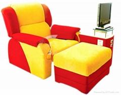 足疗按摩沙发