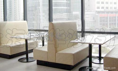 茶餐廳沙發 1