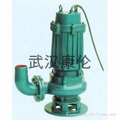武汉无堵塞潜水排污泵