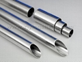 Cold rolled stainless steel seam pipe