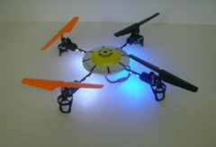 2013 Newest JXD380 4CH 2.4G RC UFO LED Light