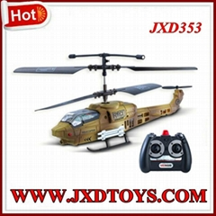 2012 Cheapest & Hottest 3.5CH RC Battle Helicopter With Gyro