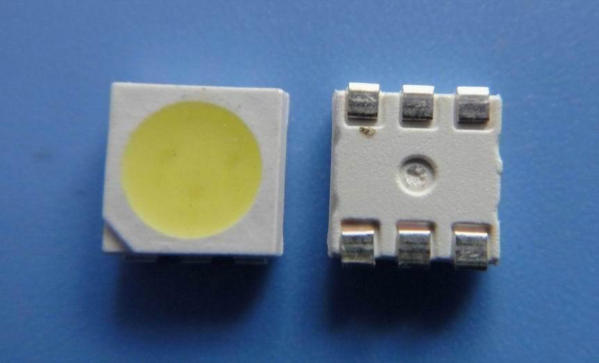 貼片5050LED白燈 1
