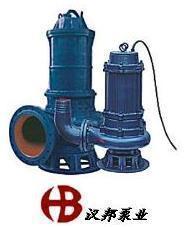 QW(WQ)无堵塞潜水排污泵