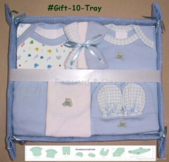 Babies' Knitted Garments Packed in