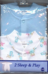 Babies' playsuits