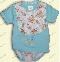 Babies' 3-pc set