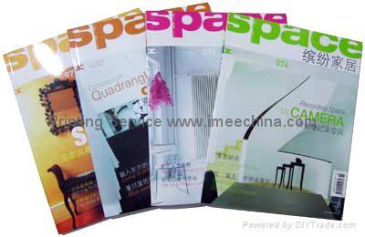 Hard back book/spiral notebook/folder printing/printing&binding 1