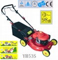 petrol lawn mower 1