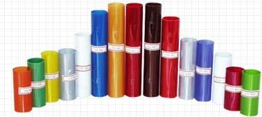 Pharma-grade PVC film product and function 1