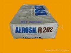 德固赛气相二氧化硅R202