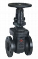 JIS 10K Rising Stem Gate Valve