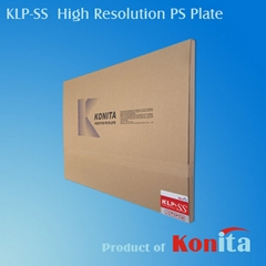 Positive PS Plate