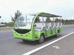 吉林牌電動遊覽觀光車