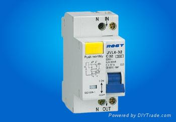 sell  JVL6-32 RCBO(circuit breaker)