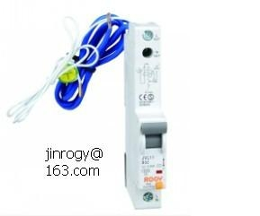 sell  JVL11-63 10KA RCBO(circuit breaker)