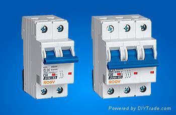 10KA  JVM16-63 MCB(circuit breaker)
