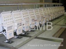 Tufting Emebroidery Machine