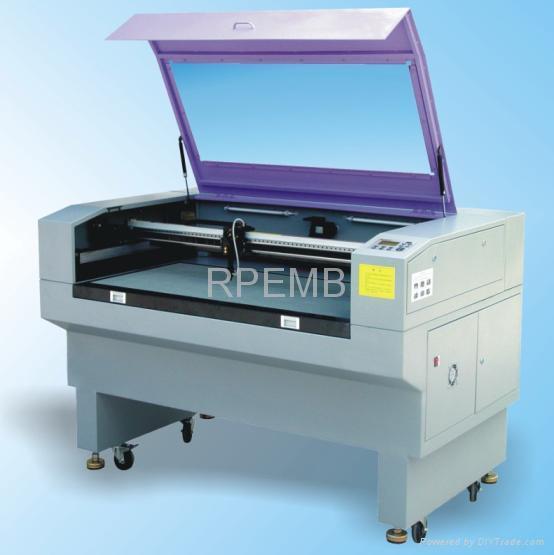 RP Laser cutting machine 1