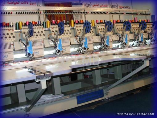 High Speed embroidery machine 1