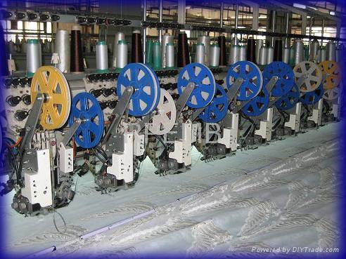 Multi Sequin Embroidery Machine 1