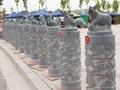 石雕属相,12生肖石
