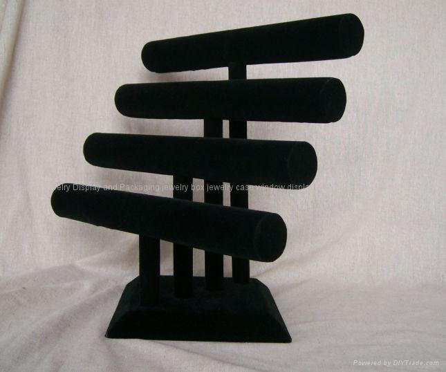 首飾道具首飾包裝鏈架飾品架四層手鐲架 2
