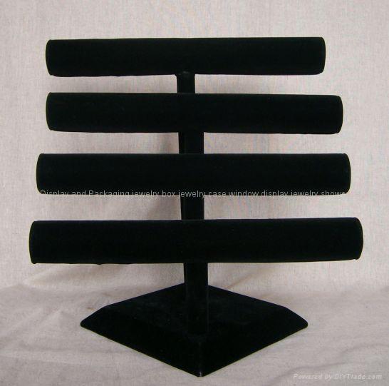 首飾道具首飾包裝鏈架飾品架四層手鐲架 1