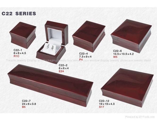 Jewellery Box wooden box jewelry case necklace box C22 China