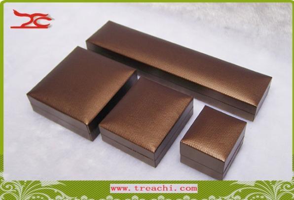 高檔首飾盒 首飾包裝盒 珠寶包裝盒 飾品盒 戒指盒 4