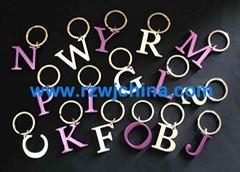 钥匙扣、铝制品、五金配件、礼品、铝合金钥匙扣