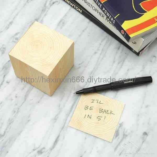 广告纸砖便利贴 2