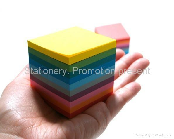 广告纸砖便利贴 3