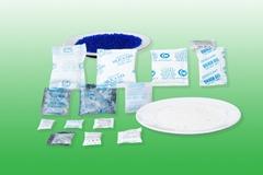 硅胶干燥剂,生石灰干燥剂,蒙脱石干燥剂