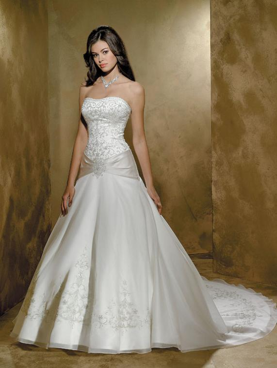 wedding gown 2
